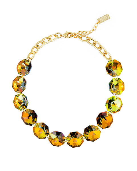 GLITTER GIRL STATEMENT NECKLACE (MAREA)