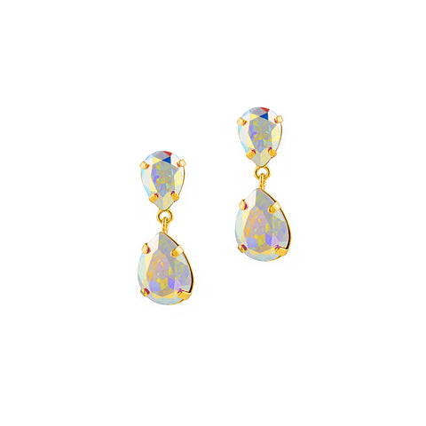 BE EXTRAORDINARY STATEMENT EARRINGS (AURORA BOREALIS)