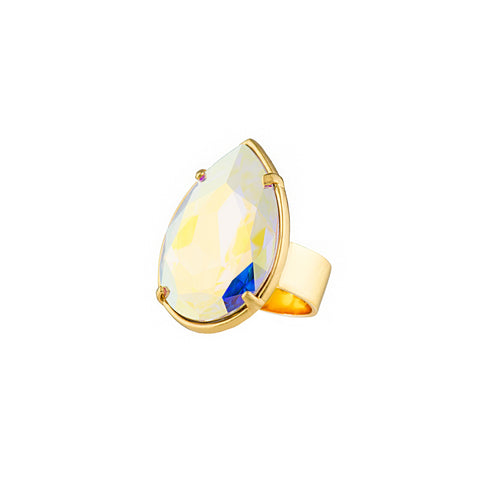 TOUCH OF CLASS STATEMENT RING (AURORA BOREALIS)