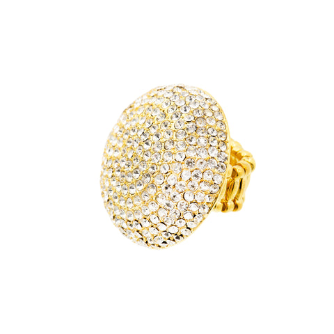 CLASSIC GLAM STATEMENT RING
