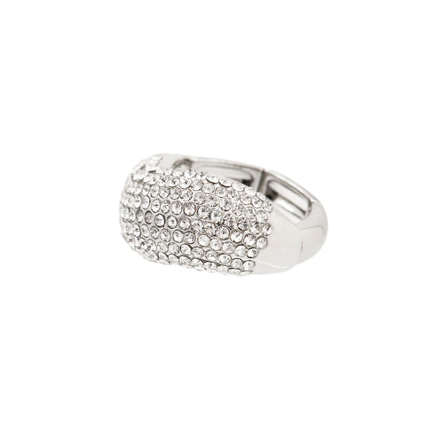SOFT IN SILVER CLASSIC RING