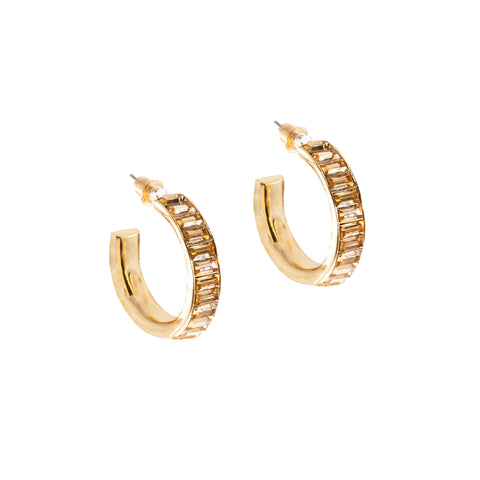 ROSE CLASSIC STATEMENT HOOPS