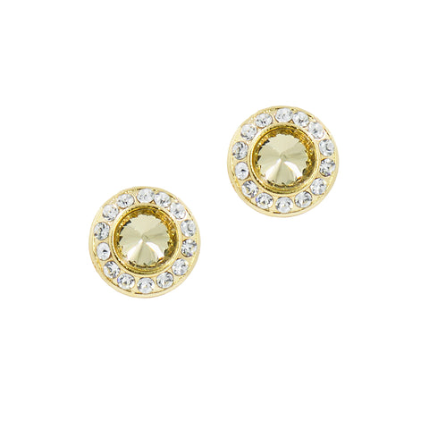 HOLIDAY GLAMOUR STUDS (BRONZE)