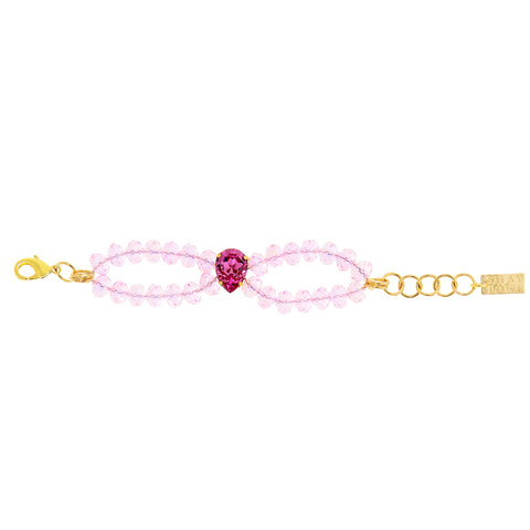 ROSE ENCHANTMENT STATEMENT BRACELET
