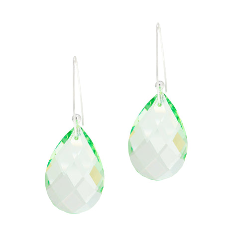 KEY LIME STATEMENT EARRINGS