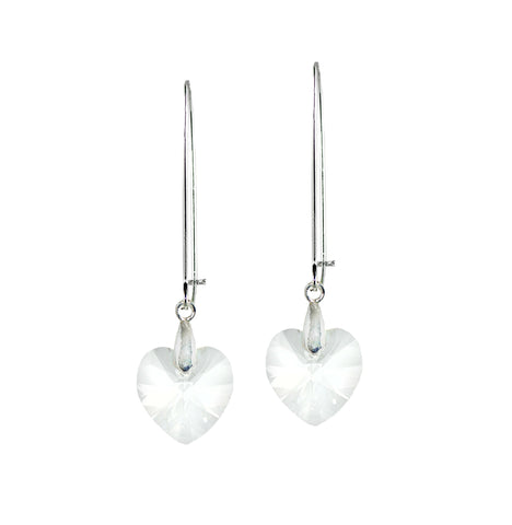 LOVE IS KIND STATEMENT EARRINGS