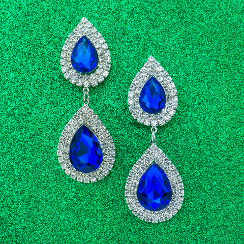 THE CROWN STATEMENT EARRINGS