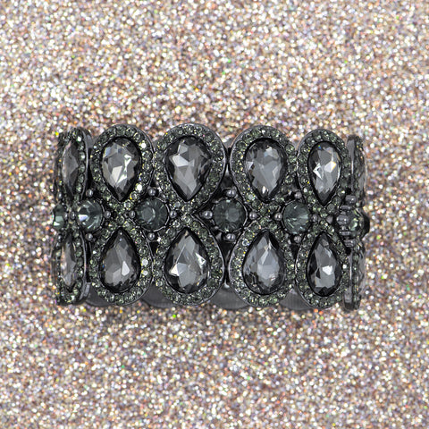SULTRY SOPHISTICATE STATEMENT BRACELET