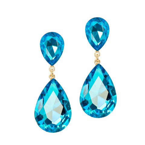 OCEAN CRUISE STATEMENT EARRINGS