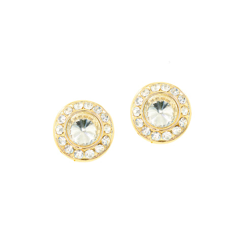 CLEAR SKY GLAMOUR STUDS