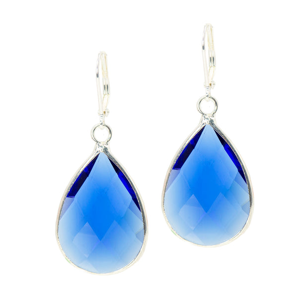 SUMMER ROYAL STATEMENT EARRINGS