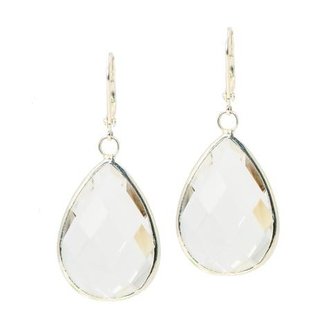 COOL AS ICE STATEMENT EARRINGS