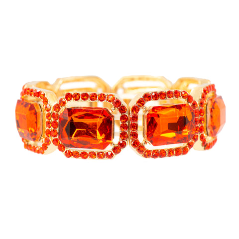 CITRUS SHINE STATEMENT BRACELET