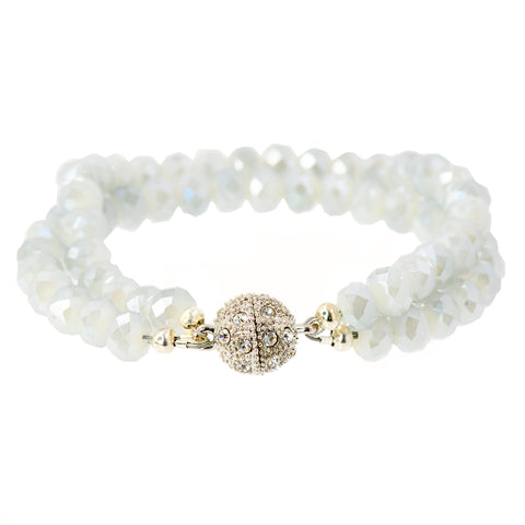 LAKE MIST STATEMENT BRACELET