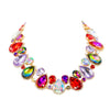 LIKE A QUEEN STATEMENT NECKLACE (MULTI-COLOUR)