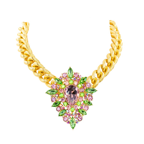 JEWEL OF LUXURY STATEMENT NECKLACE