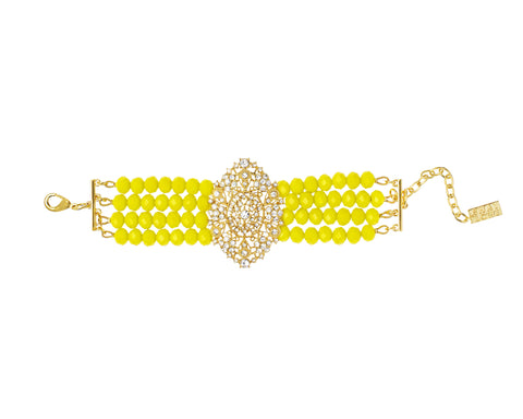 EMPRESS OF SUMMER STATEMENT BRACELET