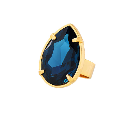 TOUCH OF CLASS STATEMENT RING (MONTANA)