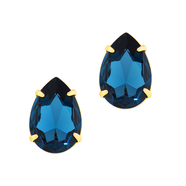 POWER DROP STATEMENT EARRINGS (MONTANA)