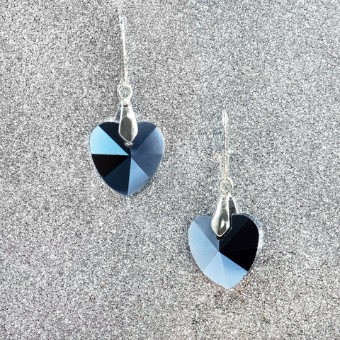 NIGHT LOVE STATEMENT EARRINGS