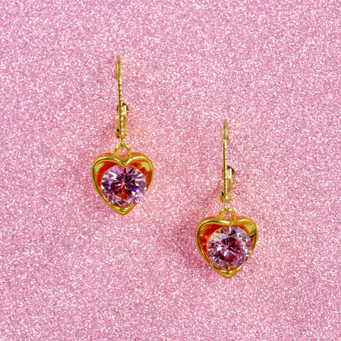 ALL HEART STATEMENT EARRINGS