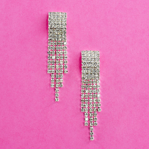 ALL NIGHT LONG STATEMENT EARRINGS