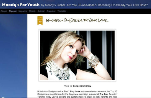 Moody's For Youth by Moody's Global