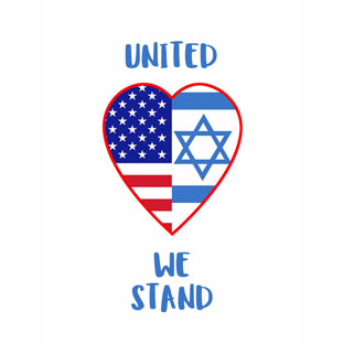 United We Stand - USA+Israel