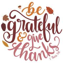Be Grateful and Give Thanks Collection Image