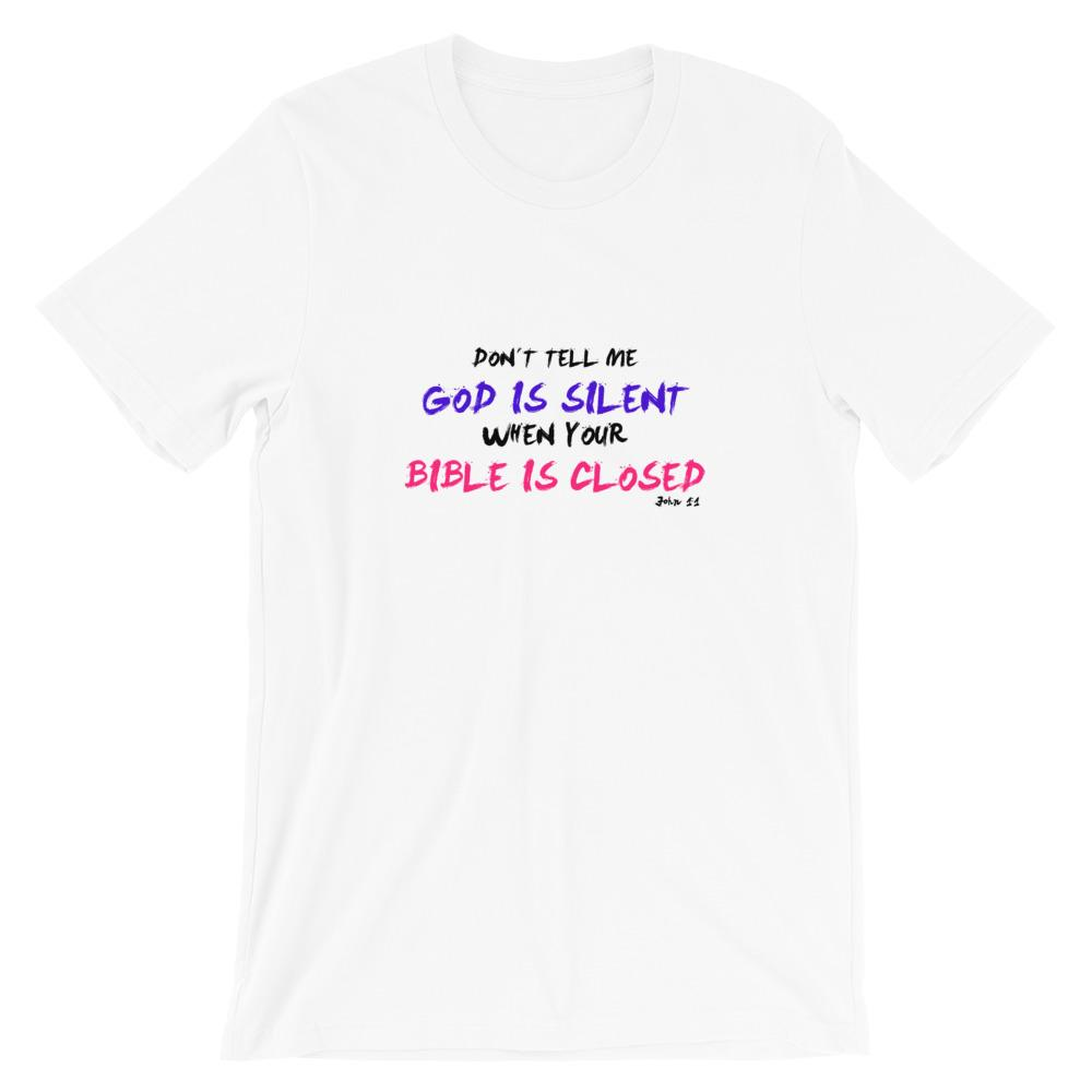 Don't Tell Me - Women's T Trini-T Ministries XS