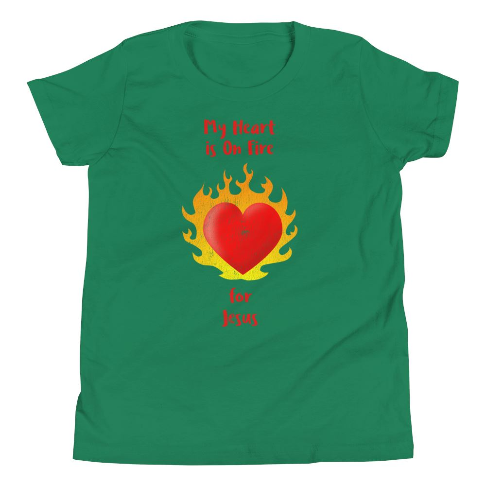 Heart On Fire - Youth US Trini-T Ministry Kelly S