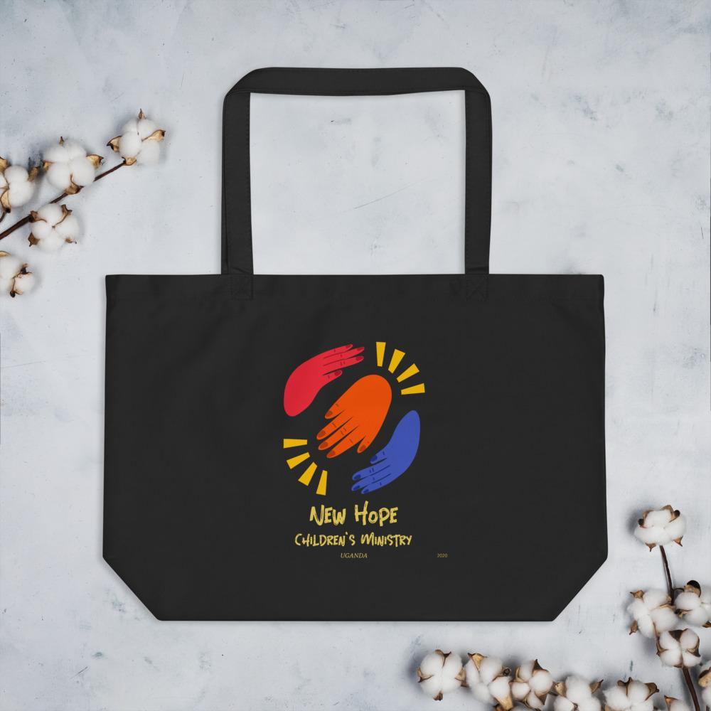 New Hope Children's Ministry Orphanage - Organic Tote Trini-T Ministries