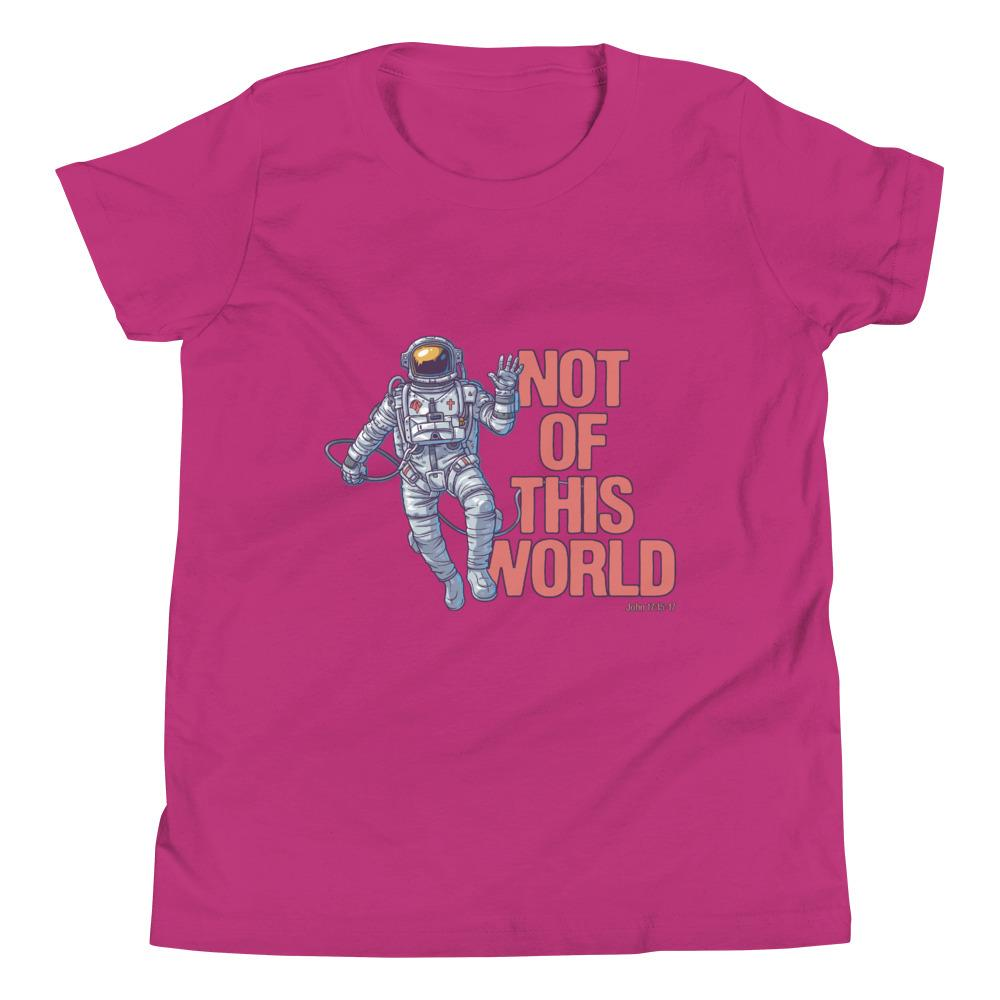 Not Of This World - Kid's T Trini-T Ministries Berry S