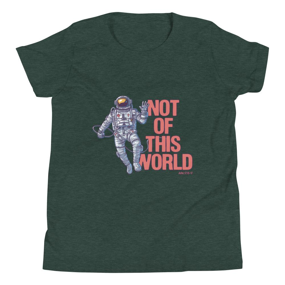 Not Of This World - Kid's T Trini-T Ministries Heather Forest S