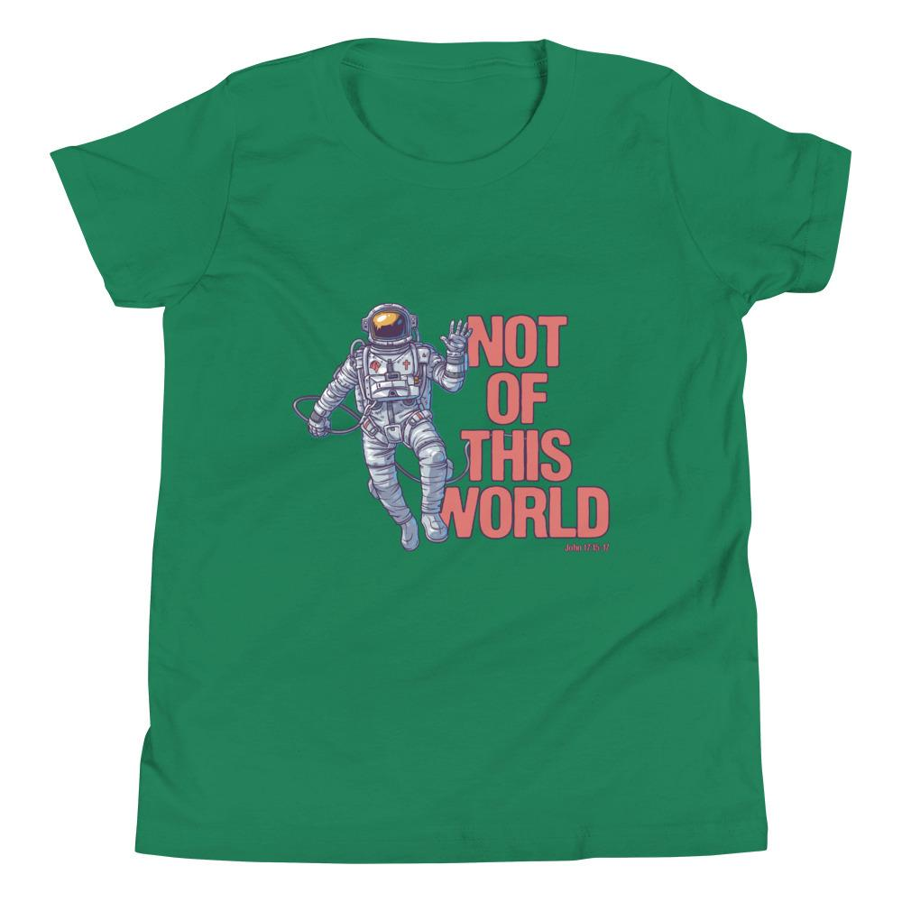 Not Of This World - Kid's T Trini-T Ministries Kelly S