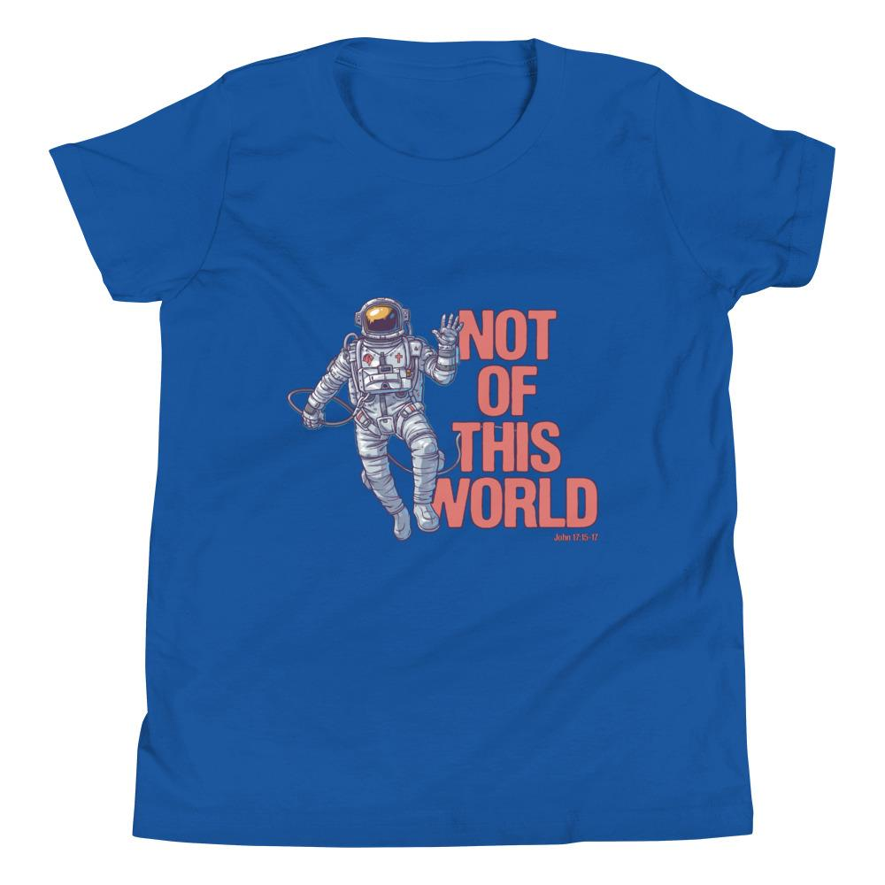Not Of This World - Kid's T Trini-T Ministries True Royal S