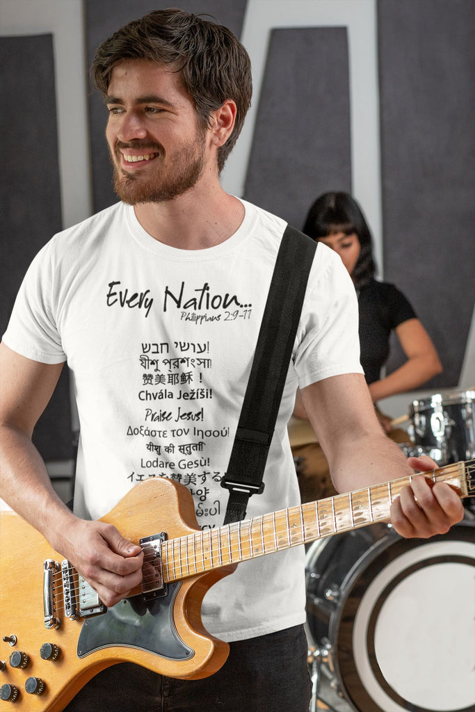 Trini-T - Every Nation W - Men's - T T-Shirt Trini-T Ministries