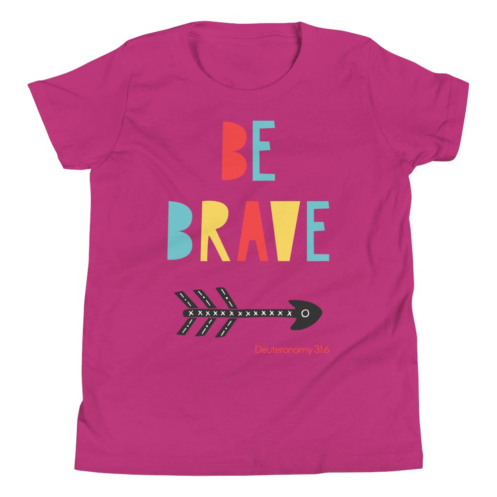 Trini-T Ministries - Be Brave - Youth US Trini-T Ministry Berry S