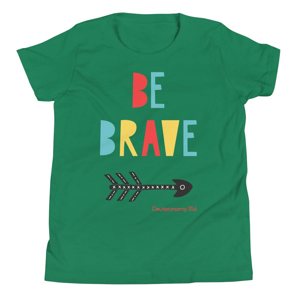 Trini-T Ministries - Be Brave - Youth US Trini-T Ministry Kelly S