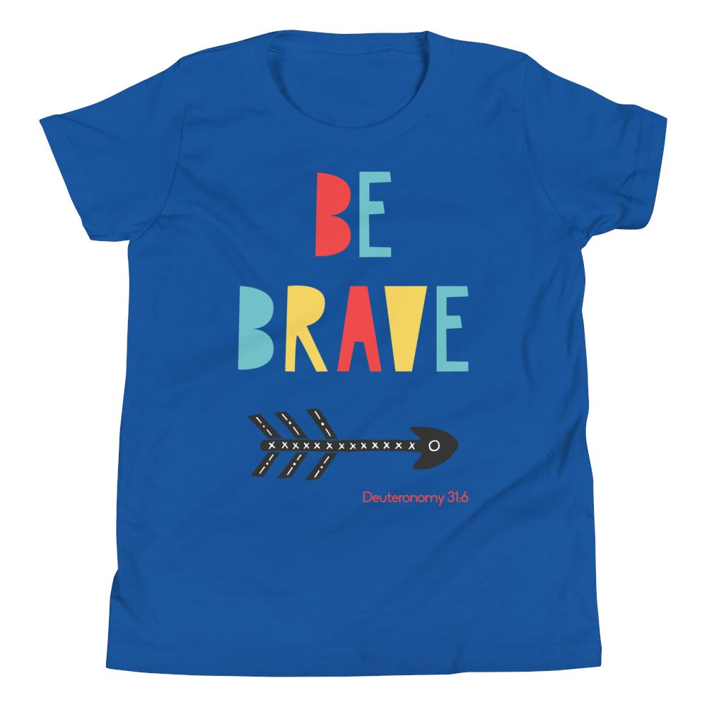 Trini-T Ministries - Be Brave - Youth US Trini-T Ministry True Royal S