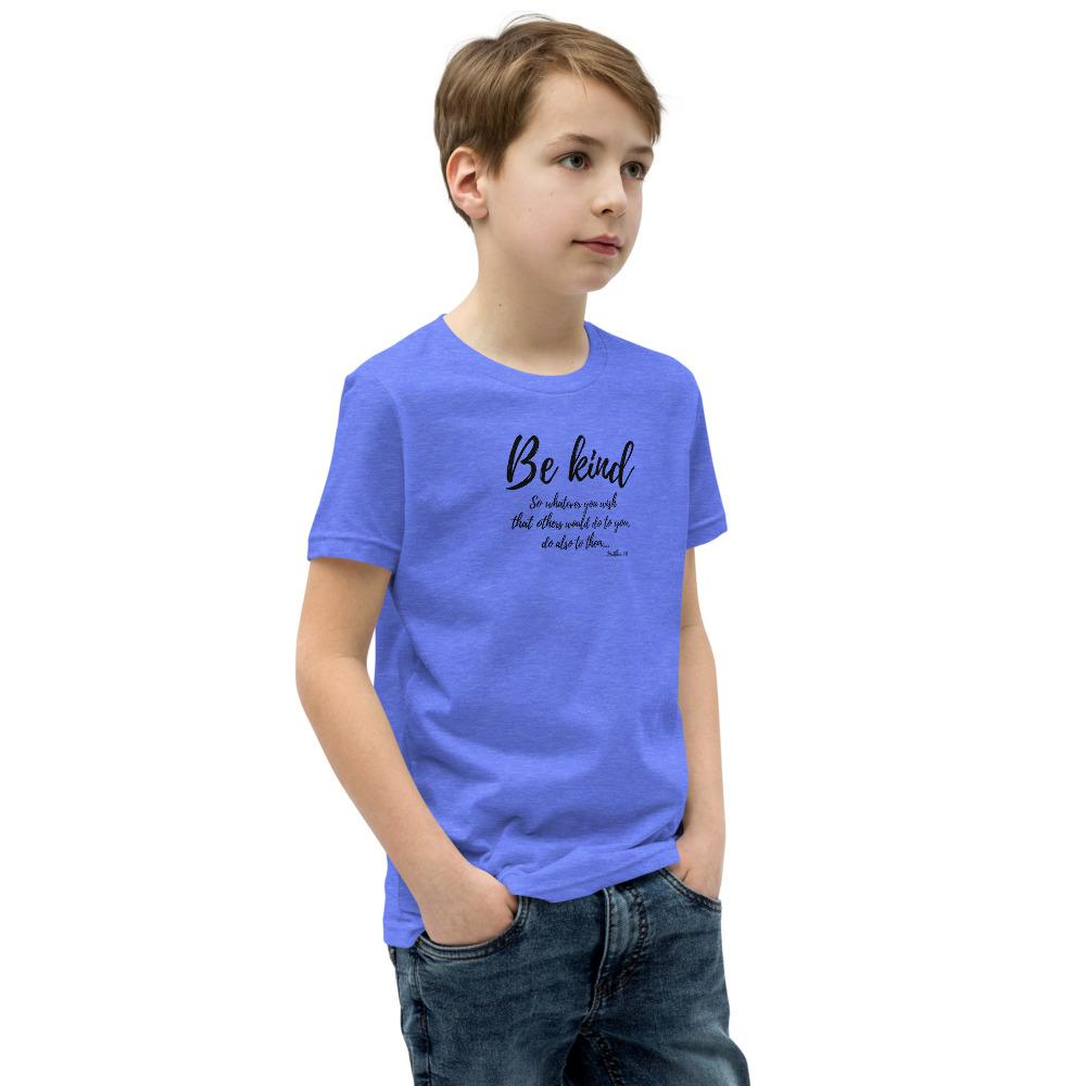 Trini-T Ministries - Be Kind - Kid's T T-Shirt Trini-T Ministries
