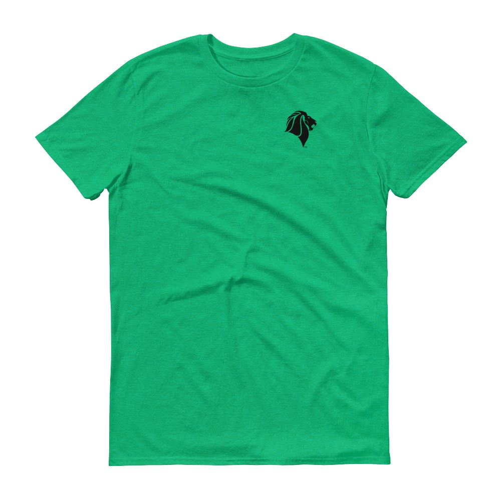 Trini-T Ministries Mark -Men's T Trini-T Ministry Heather Green S