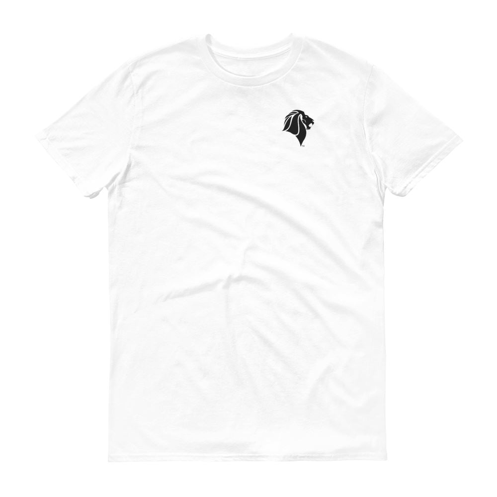 Trini-T Ministries Mark -Men's T Trini-T Ministry White S