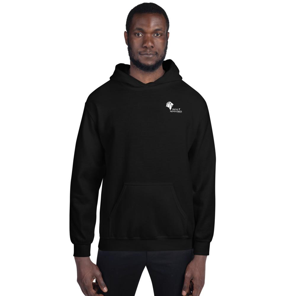 Trini-T - Ministries - NOTW - Hoodie Athletic Trini-T Ministries Black S