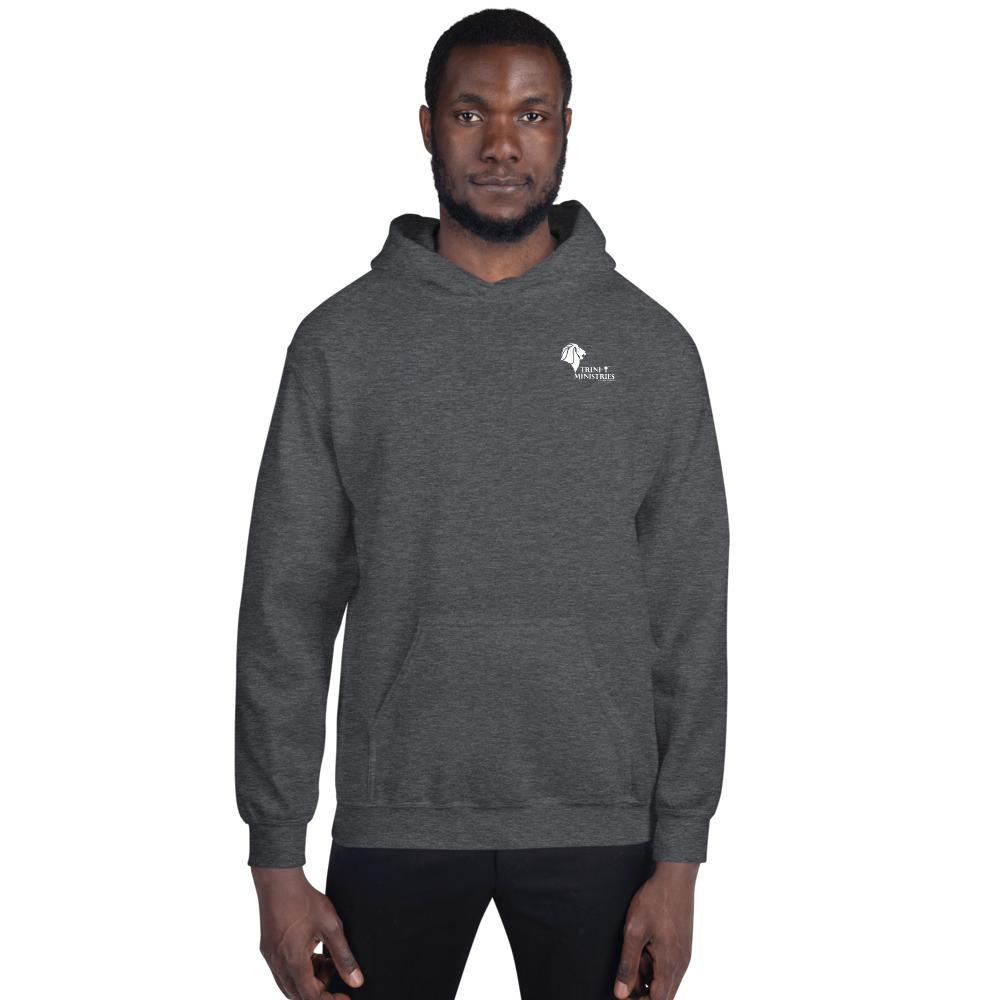 Trini-T - Ministries - NOTW - Hoodie Athletic Trini-T Ministries Dark Heather S