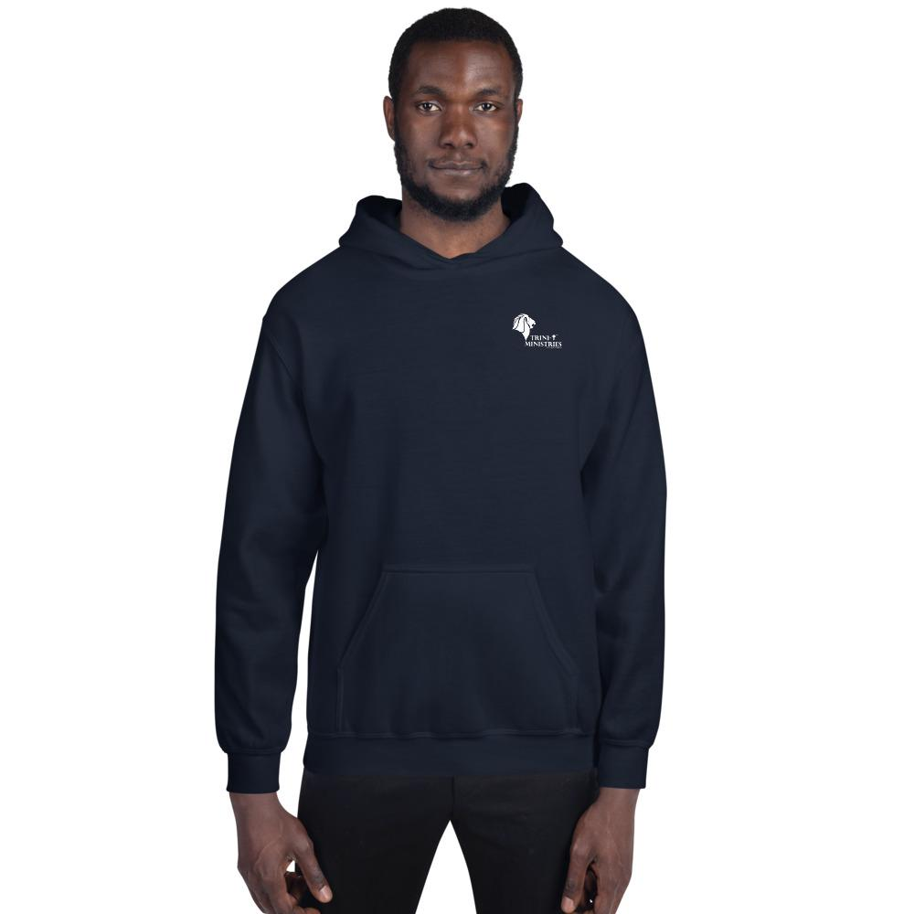 Trini-T - Ministries - NOTW - Hoodie Athletic Trini-T Ministries Navy S