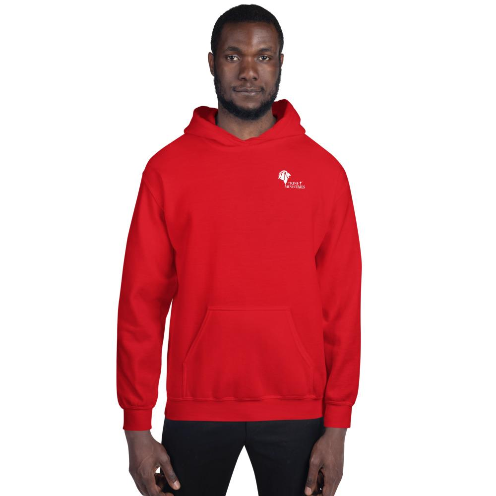 Trini-T - Ministries - NOTW - Hoodie Athletic Trini-T Ministries Red S