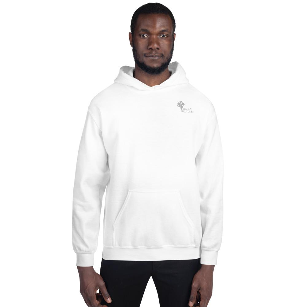 Trini-T - Ministries - NOTW - Hoodie Athletic Trini-T Ministries White S
