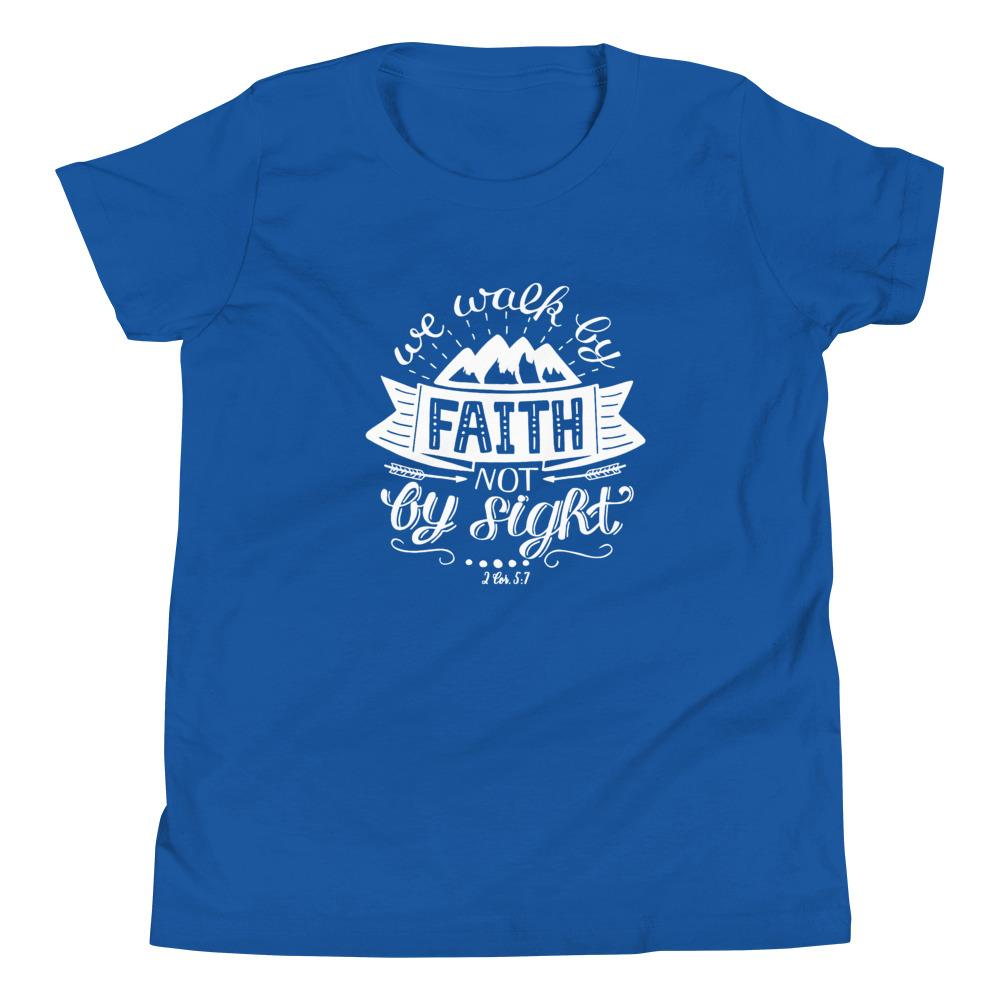 Trini-T - Walk By Faith - Kid's T Trini-T Ministries True Royal S