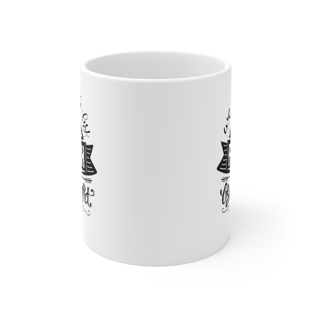 Trini-T - Walk By Faith Mug 11oz Mug Printify 11oz